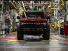 2021 Ford Bronco production start at Michigan Assembly