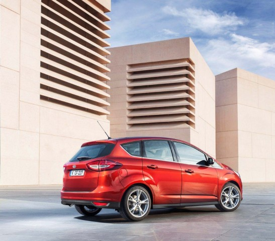 C344 Ford C-Max facelift for 2015