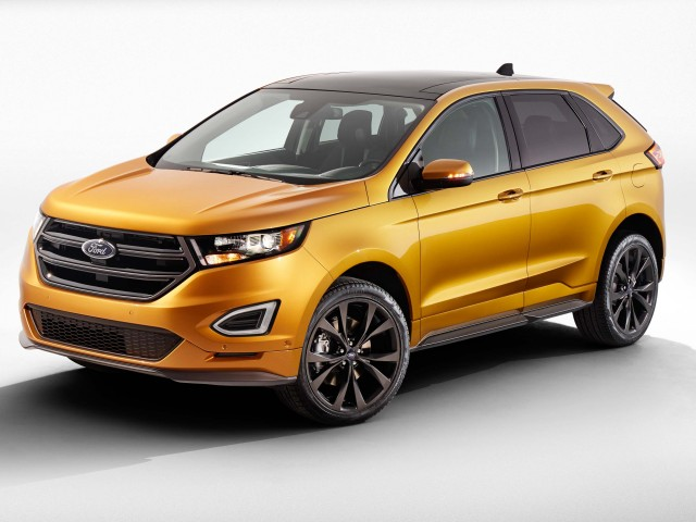 MY2015 Ford Edge