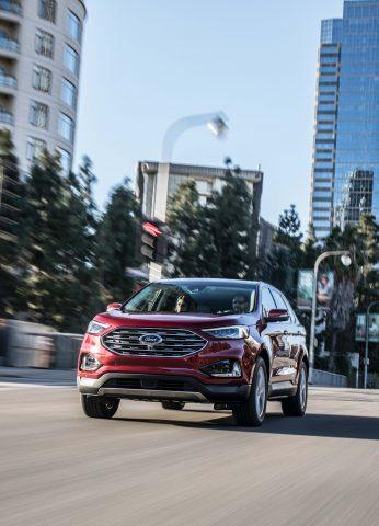 2019 Ford Edge Titanium facelift