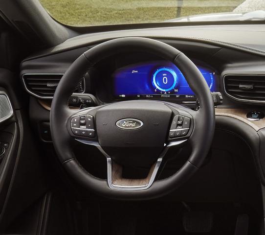 2020 Ford Explorer Vs Lincoln Aviator: Differences
