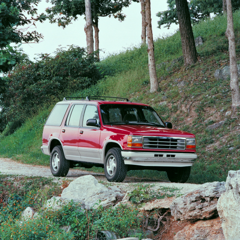 1991 Ford Explorer (first generation)