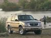 2000 Ford Explorer (second generation facelift)