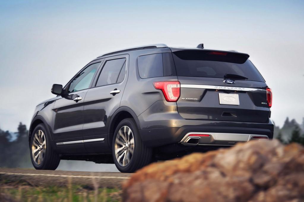 U502 Ford Explorer facelift - Platinum