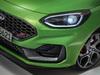 2022 Ford Fiesta ST facelift
