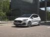 2022 Ford Fiesta ST-Line facelift