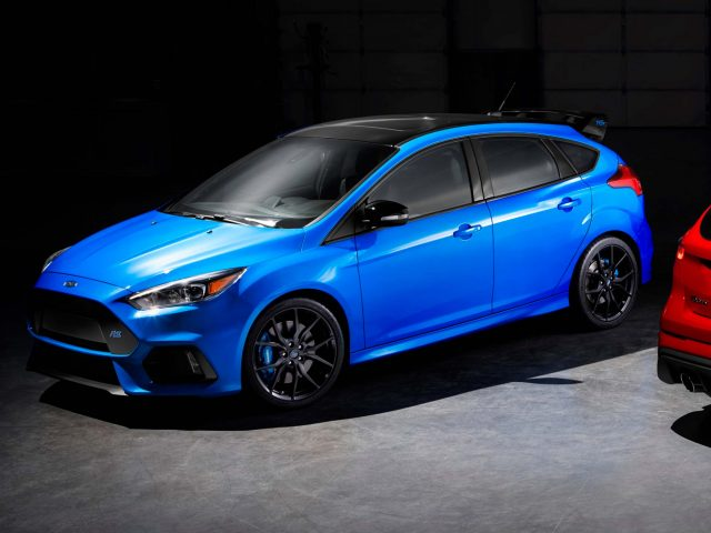 ford focus rs limited edition 2018 mark iii 3rd gen usa photos between the axles. Black Bedroom Furniture Sets. Home Design Ideas