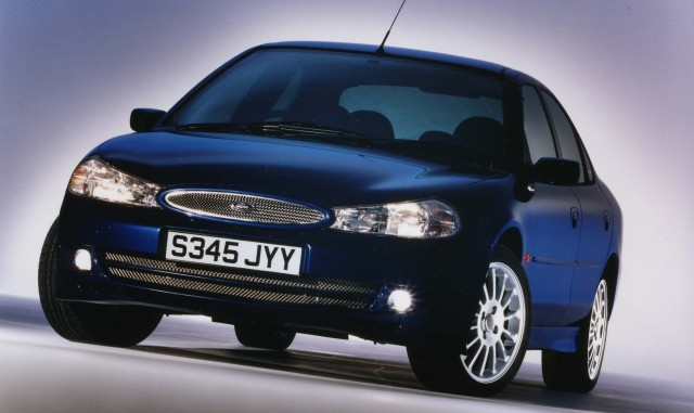 Ford Mondeo Mark II - ST200