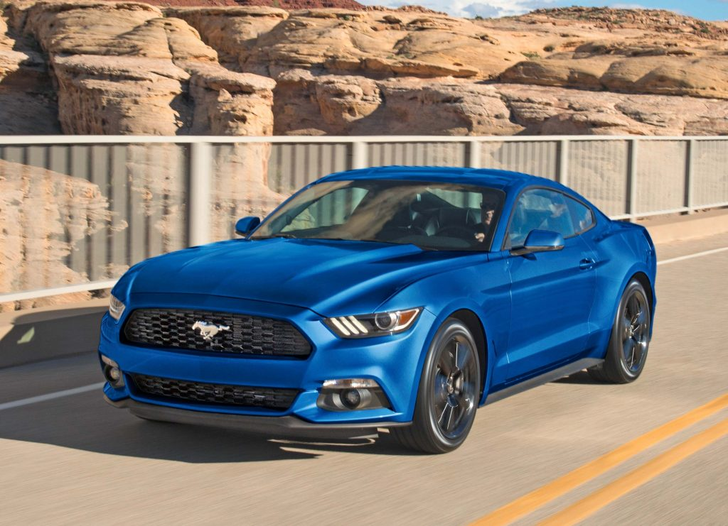 2017 Vs 2018 Mustang >> 2018 Ford Mustang Vs 2017 Ford Mustang Facelift Changes
