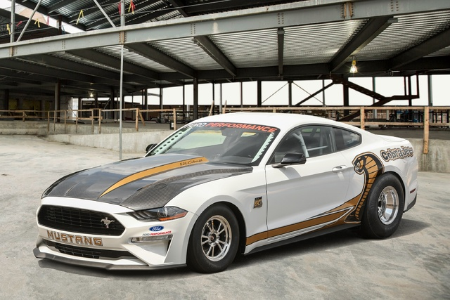 2018 Ford Mustang Cobra Jet 50th Anniversary