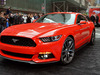2015 Ford Mustang - unveiled, NYC