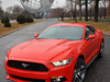 All-New Mustang at World\'s Fair Site