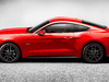 2015 Ford Mustang - profile, static, side, red