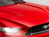 2015 Ford Mustang - hood vents