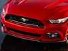 2015 Ford Mustang - grille, headlamps, hood