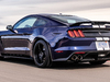 2019 Ford Mustang Shelby GT350 - rear, race track