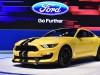Ford Mustang Shelby GT350R - on stage at the 2015 Chicago Auto Show
