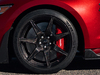 2020 Mustang Shelby GT500 wheel