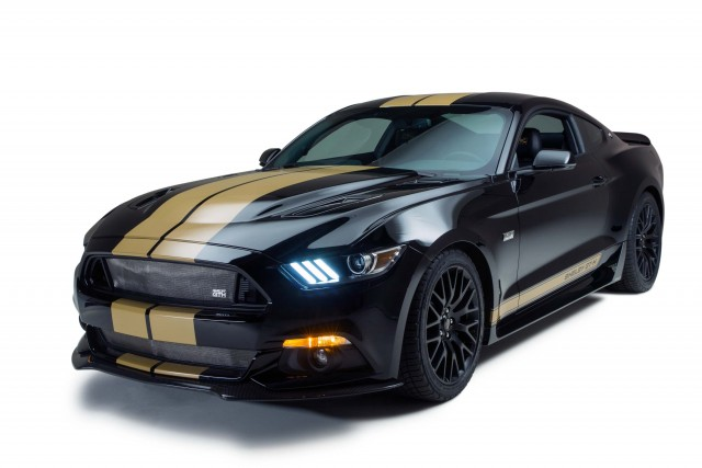 2017 Ford Mustang Shelby GT-H - front