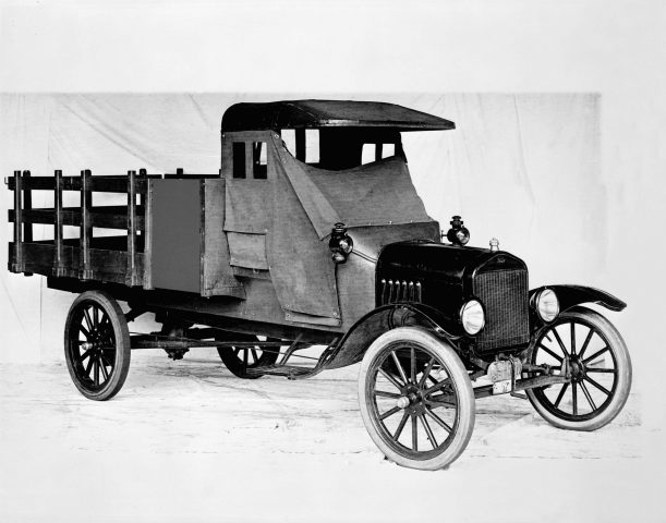 1918 Ford Model TT one ton stake bed truck