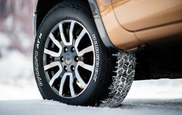2019 Ford Ranger Lariat FX4 - wheels