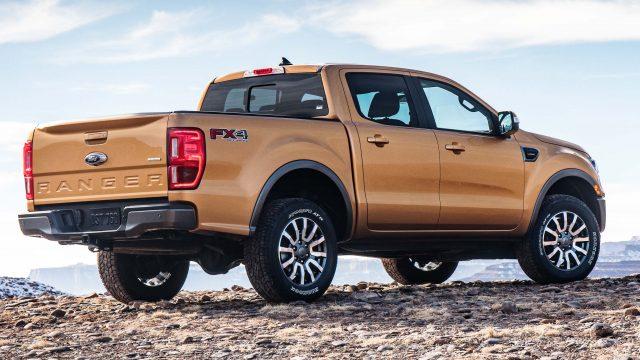 2019 Ford Ranger Lariat FX4