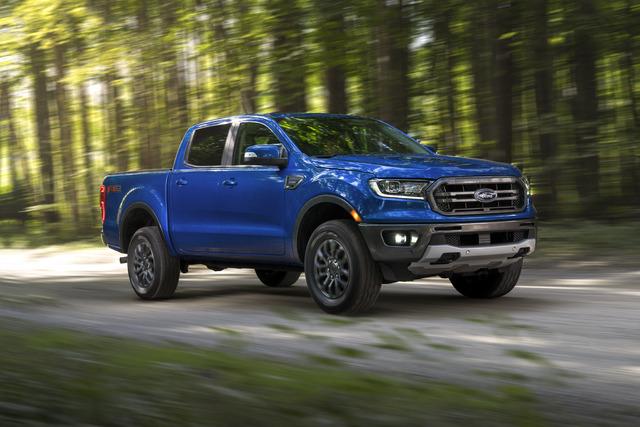 2020 Ford Ranger FX2 package