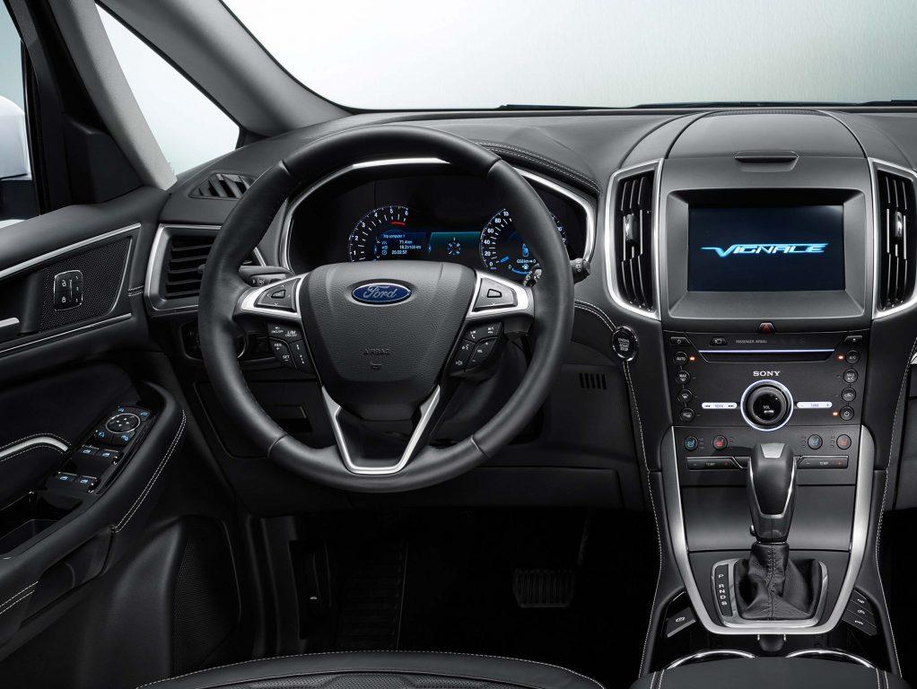2017 Ford S-Max Vignale