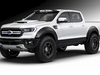 2019 Ranger XLT 4x4 SuperCrew by Air Design USA