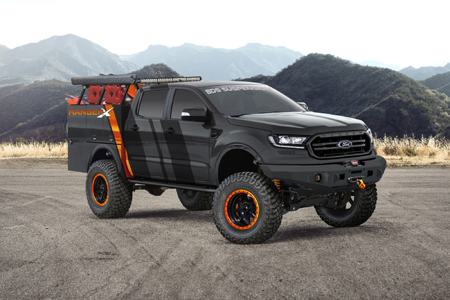 2019 Ranger XLT 4x4 SuperCrew by BDS Suspension