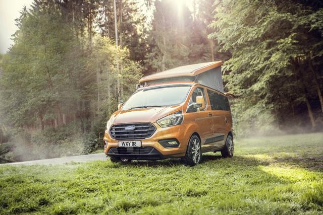 2019 Ford Transit Custom Nugget