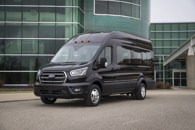 2020 Ford Transit facelift: New engines, 10-speed auto ...