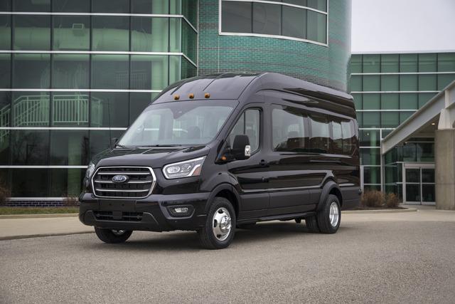 2020 Ford Transit Passenger Van