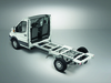 2018 Ford Transit Skeletal Cab Chassis