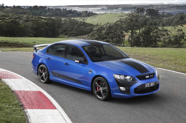 Fpv Gt F 351 2014 Ford Falcon Fg Photo Gallery Between The Axles