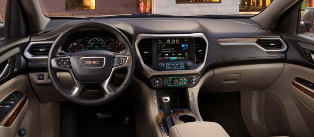 2018 chevrolet acadia. wonderful 2018 2017 gmc acadia denali  interior and 2018 chevrolet acadia m