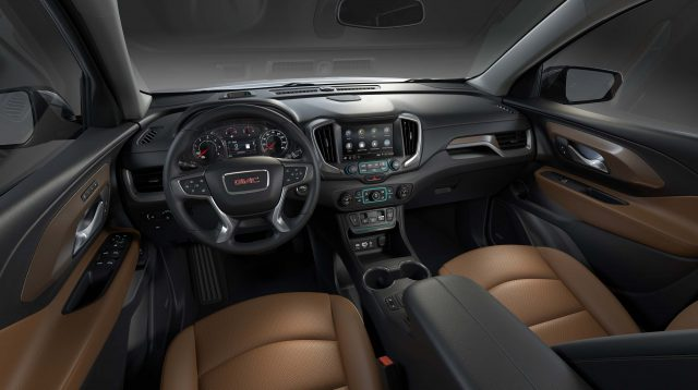 2018 Chevrolet Equinox vs 2018 GMC Terrain Side by side