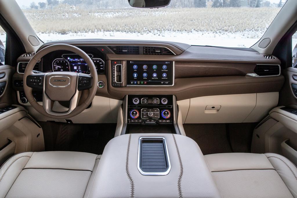 2021 Chevrolet Tahoe  Suburban Vs Gmc Yukon Vs Cadillac