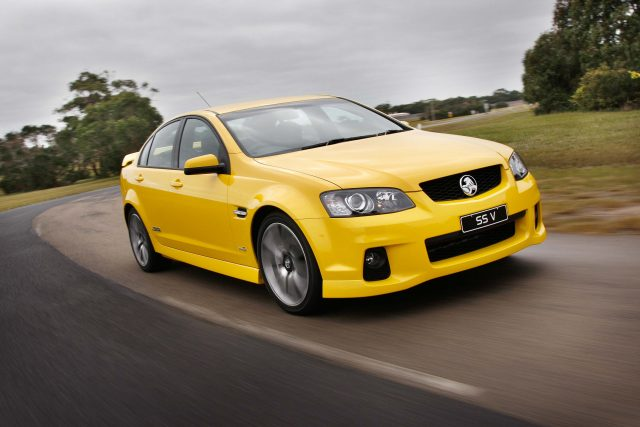 Holden Commodore Ve Series Ii Range 2011 Fourth Generation Photos