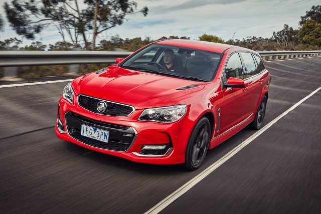 Vfii Holden Commodore Now With Ls3 6 2 Liter V8 Between The Axles