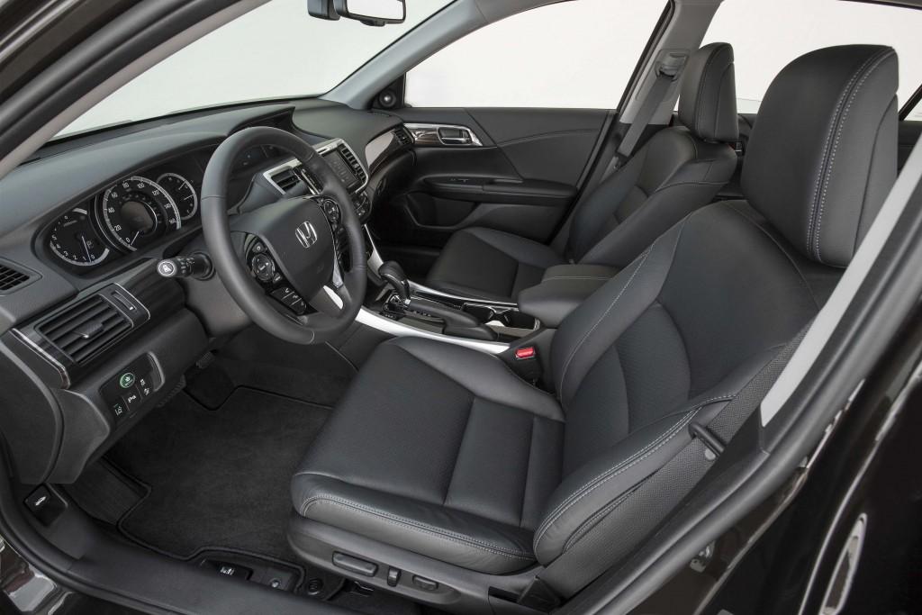 2016 Honda Accord Sedan Touring