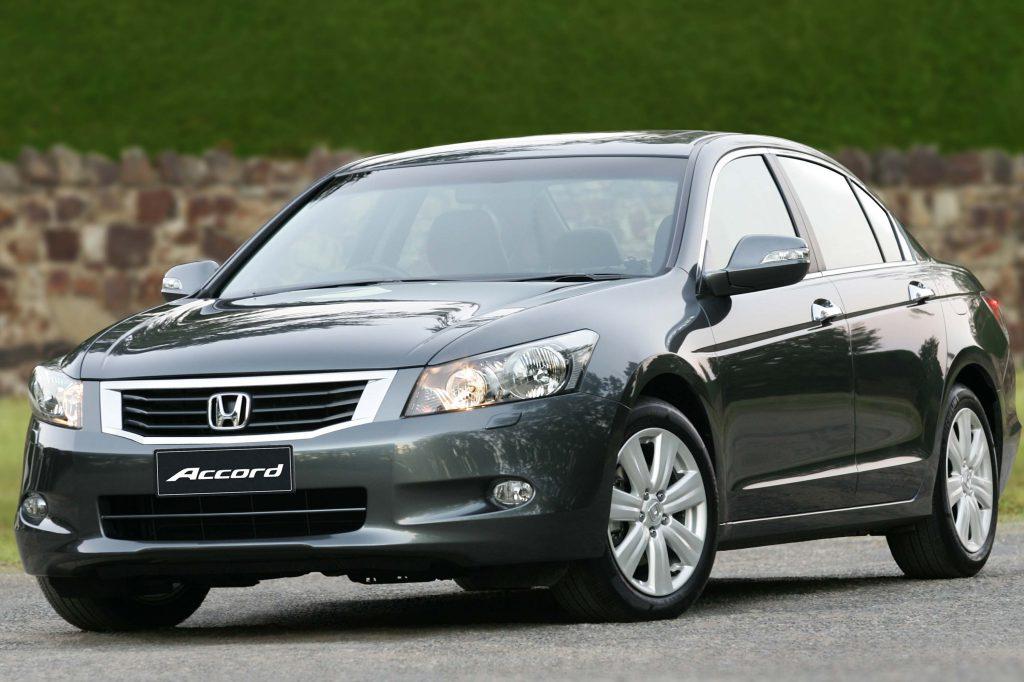2008 Honda Accord - front