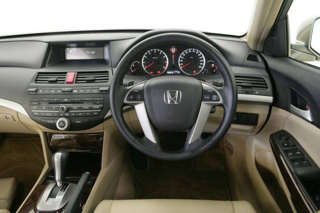 2008 Honda Accord   Interior, Dashboard