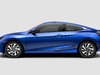 2019 Honda Civic coupe facelift