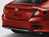 2019 Honda Civic sedan facelift