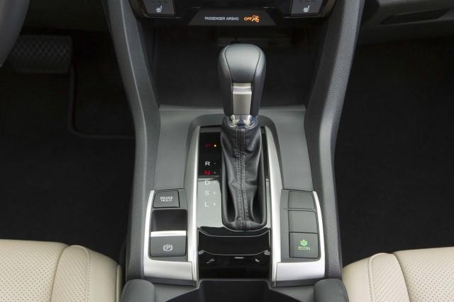2016 Honda Civic Sedan - transmission