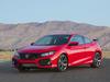 2019 Honda Civic Si coupe facelift