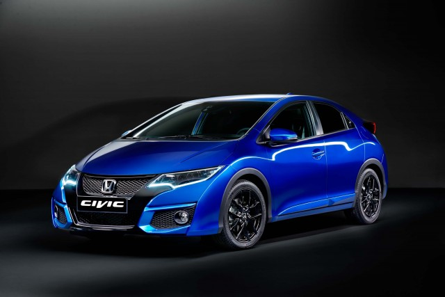 FB Honda Civic Sport post-facelift
