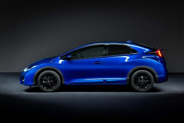 FB Honda Civic Sport post-facelift