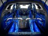 Honda Civic Tourer Active Life Concept - modified trunk with bike rack and accessories